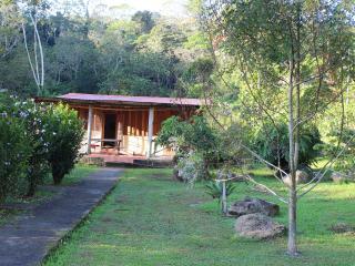 Experience abundant tropical nature; 25 acres