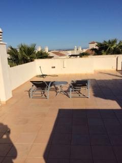 Roof terrace 360' view