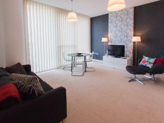 Two Bedroom Serviced Apartments in The Hub, Milton Keynes