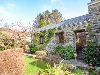 CWM CAETH COTTAGE, all ground floor, in the National Park, pet-friendly, enclose