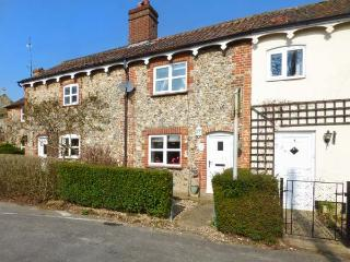 BRAMBLE COTTAGE, character features, woodburner, pet-friendly, in Ashill, Watton
