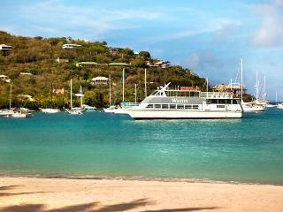 Christmas week at Westin St. John Resort,  USVI