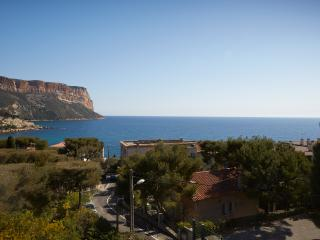 Sea Dreams: Cassis flat in private park with stunning sea view. 2 Bdrm /2 Bath