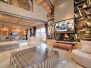 Chalet Jazz, Courchevel