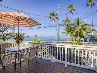 Almost Oceanfront- Steps Away from Kahaluu Beach!, Kailua-Kona