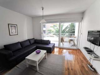 Spacious threebedroom apartment in centre of Budva