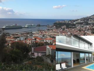 Best views of Funchal. Villa Boa Vista. Luxury 3 bedroom villa and Heated Pool.