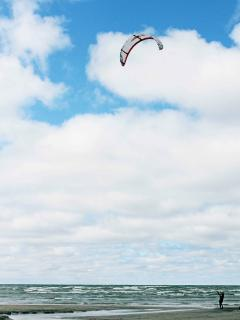 kite surfing, kayaking, wind surfing if you enjoy water sports Wasaga's for you