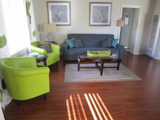 Furnished 2-Bedroom Townhouse at Hermosa Ave & Beach Dr Hermosa Beach