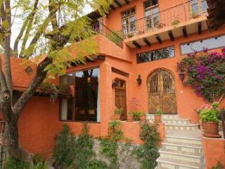 Casa Morgante, San Miguel de Allende