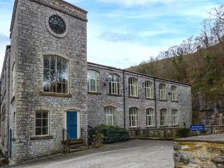 GREY HERON, superb apartment, en-suites, WiFi, walks from the door, river views, in Litton Mill, Ref 931447