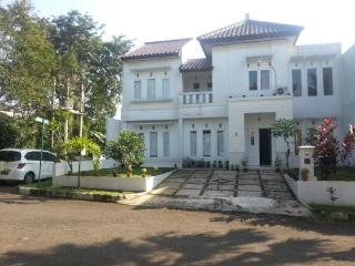 For rent new house 2 level full furnish expatriate