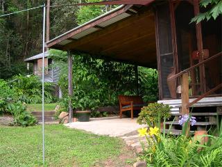 Garden entrance, Piccabean Cottage