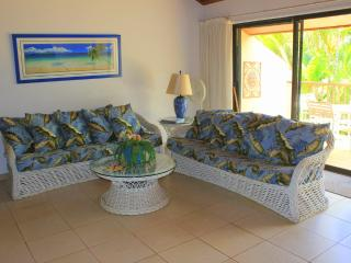 Gorgeous remodeled 3-bdrm, AC, Across from beach!!, Kihei