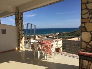 La vista perfetta sul mare, Alcamo