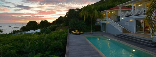 4 Bedroom Villa, Pool & Pathway to Beach, Sleeps 8, Corossol