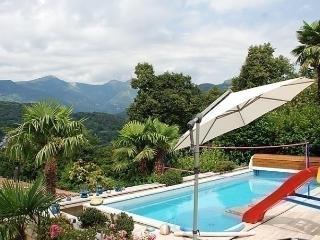 Villa Felice, Villa Luganese