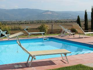 1 bedroom Villa in Cortona, Tuscany, Italy : ref 5229597