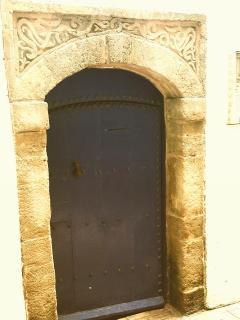OUR MAGICAL FRONT DOOR
