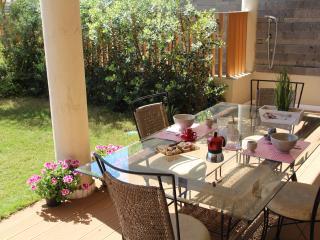 Casa le Dune - Comodo appartamento con giardino, Pula