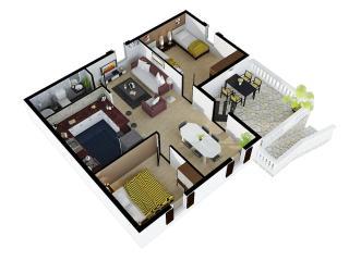 Villa More Lägenhet A-11, Bobovisca na Moru
