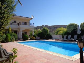 Villa Stephanie Pissouri Bay 3 Bedrooms With Pool