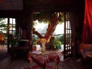 The Elegant  RomanticTree house, Soufriere