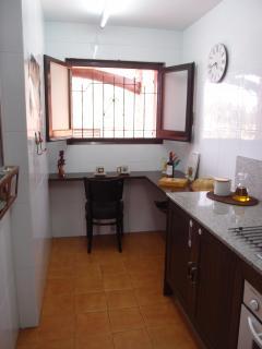 La cocina desde otro ángulo