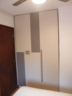 Armarios empotrados en todas las habitaciones