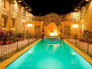 Casa Sta Catarina - Centrally located & Castle-like home w/Pool & Hot Tub, Antigua