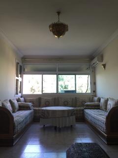 Living Room: AC/ Heat
