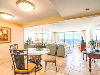 Edgewater 1110 Tower 2-2BR-AVAIL7/30-8/4 -RealJOY Fun Pass-GulfFront, Panama City Beach