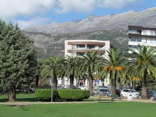 One-bedroom apartment for 4 in centre of Budva