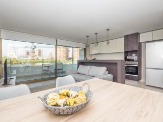 Modern 2 Bedroom Apartment in Las Condes, Santiago