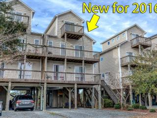 Anchor Dr. 107A | Newly decorated | Great Sunset View | Easy beach access, Surf City