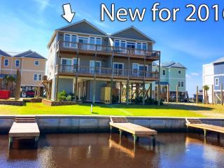 962B Towner Court | New Construction, Elevator, Deep Water Canal, Pool, Topsail Beach