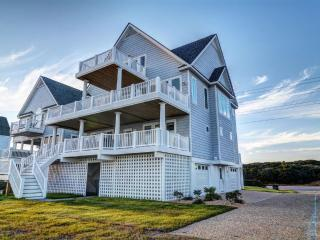 Island Drive 4180 | New Construction 2016 | Direct Oceanfront | Community Pool | Hot Tub | Elevator, North Topsail Beach