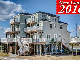 Professionally Decorated, Everything New!! Community Pool, Elevator, Private Hot Tub, Internet, 6 Smart Tv's, Surround sound and beach chairs!Discounts Available- See Description!!, Sneads Ferry