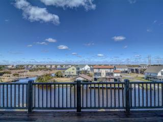 New River Inlet Rd 1597 | Canal Home | Unobstructed Ocean View | Perfectly, Sneads Ferry