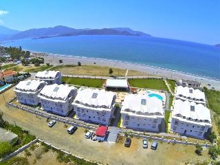 Sea View 1 Bedroom Apartment ( Beachfront ), Fethiye