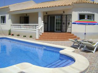 3 Bed Detached Villa with Air-Con & Private Pool, La Marina