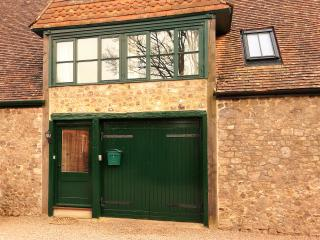 Converted stable on peaceful country estate, Rousdon