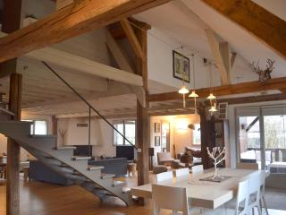 Luxury 16c. Saw Mill, Talloires, Lake Annecy