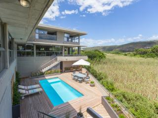 Red Box - two connected modern houses near beach, Plettenberg Bay