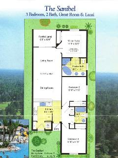 Floor Plan  1215 Sq Feet