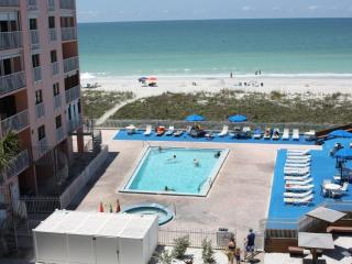Reef Club 408; Beach Front; 3BR/2BA; Pool/Tennis, Indian Rocks Beach
