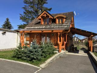 Privat Kamzik Log Cabin, Velka Lomnica