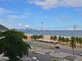 apartamento 4 quartos vista mar frontal, Rio de Janeiro