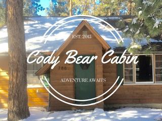 Cody Bear Cabin, Big Bear Lake