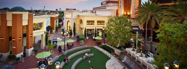 Bella Terra Shopping Center in Huntington Beach - 15 minutes away from our property.